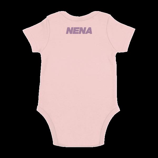 NENA Baby-Body WUNDER GESCHEHN, powder pink