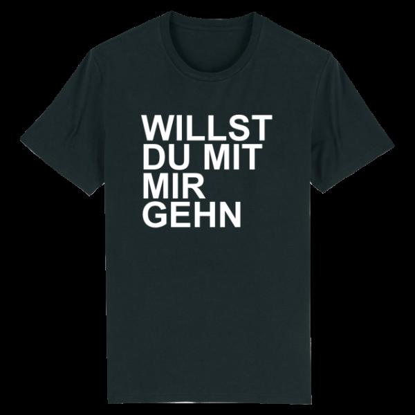 NENA T-Shirt WILLST DU MIT MIR GEHN