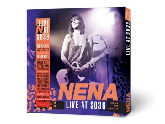 """""""NICHTS VERSÄUMT LIVE""""+ Fanbox """"LIVE AT SO36"""""""