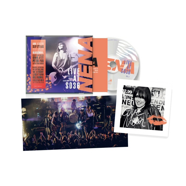 NENA - LIVE AT SO36 (2 CDs)