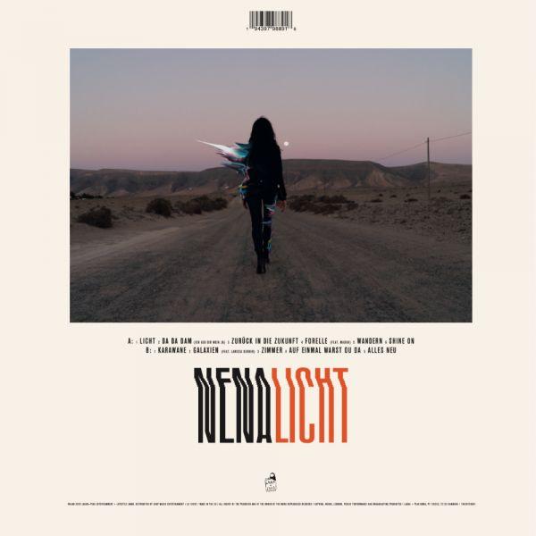NENA - LICHT (Vinyl-LP) (180g Black)
