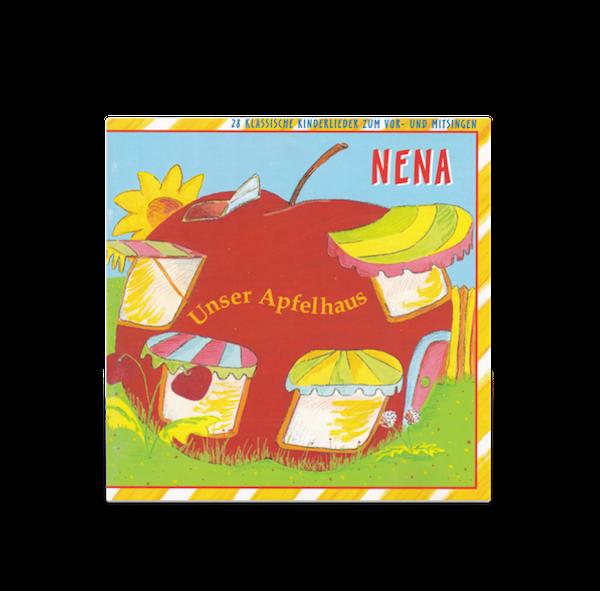 "Kinder CD ""Unser Apfelhaus"""