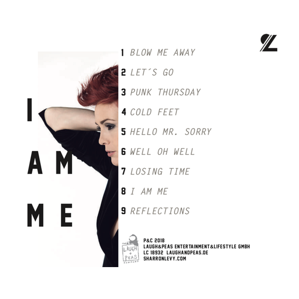 Sharron Levy - I AM ME (CD)