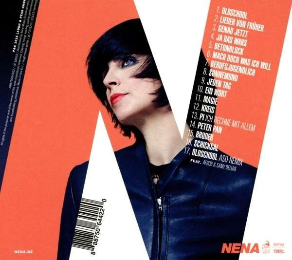 NENA - OLDSCHOOL (CD) (Deluxe Edition)